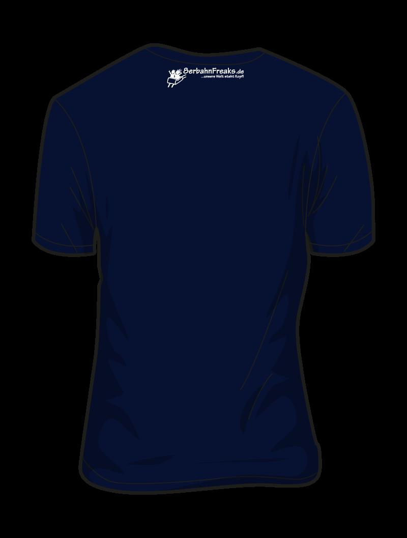 "T-Shirt ""Supersize"" - einfarbig"