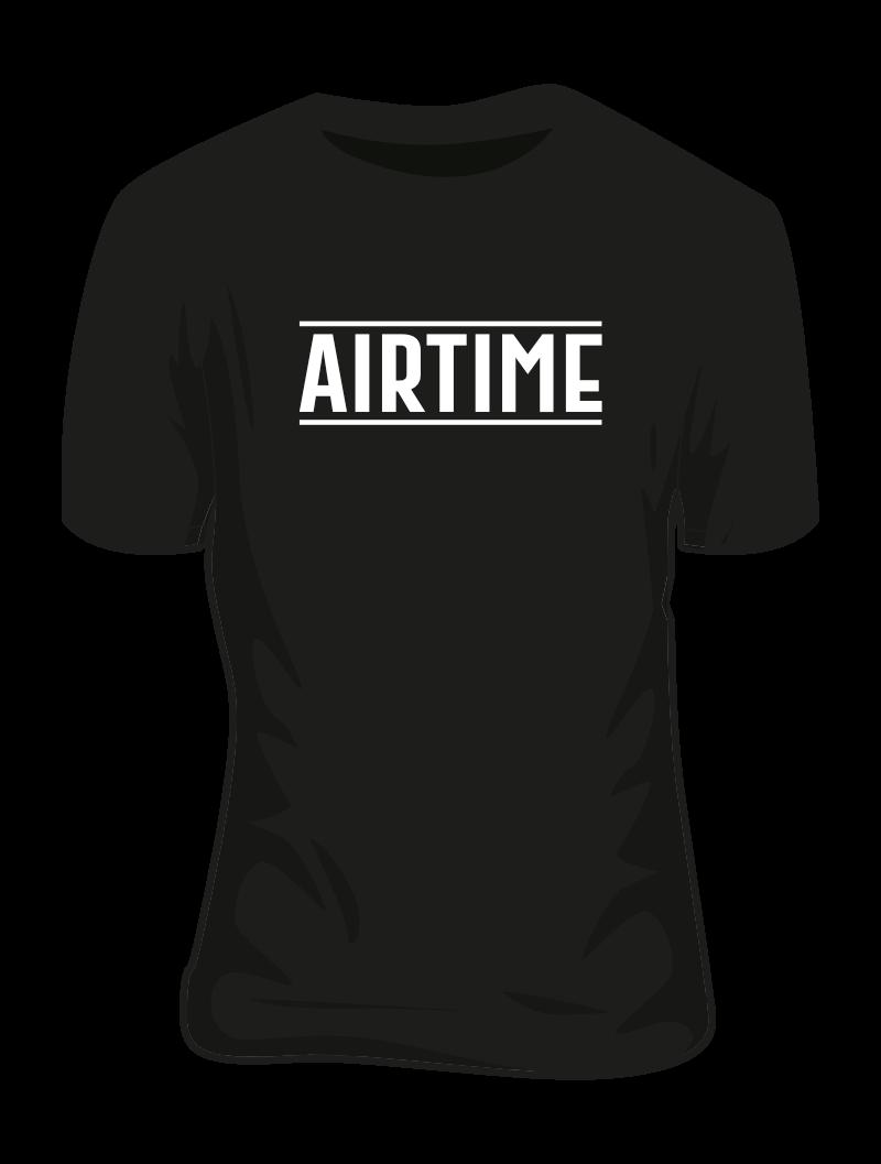 """T-Shirt """"Airtime"""""""