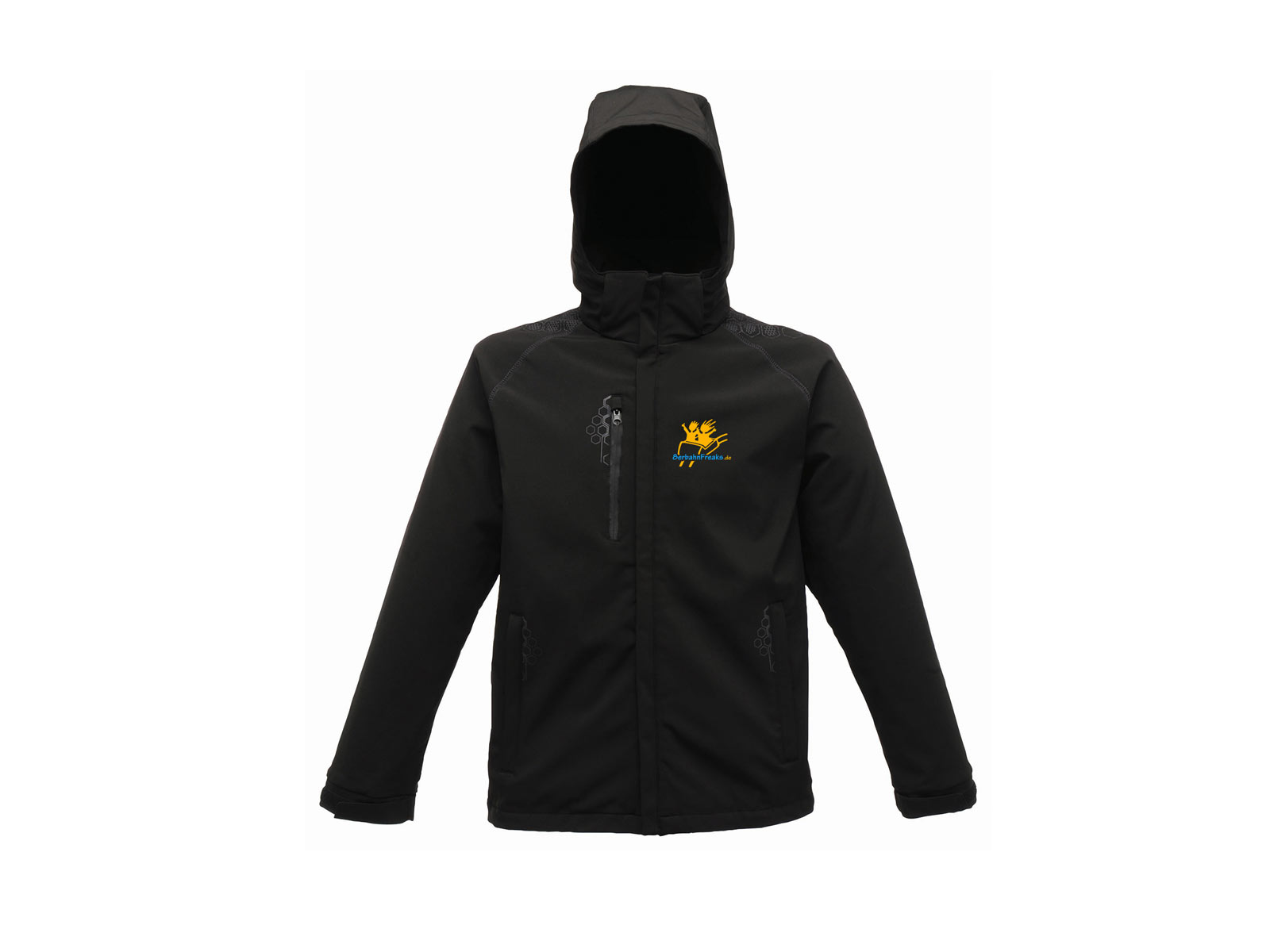 "Softshell Jacke ""Ultimate"""